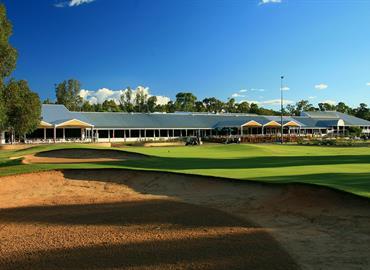 Yarrawonga Mulwala Golf Club Resort